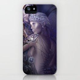 Wolf Queen iPhone Case