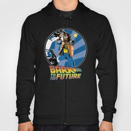 Bark to the Future Hoody