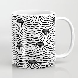 Light Moon Surface Coffee Mug