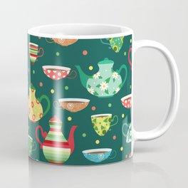Tea pattern Coffee Mug