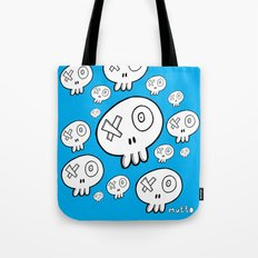 We're doomed Tote Bag