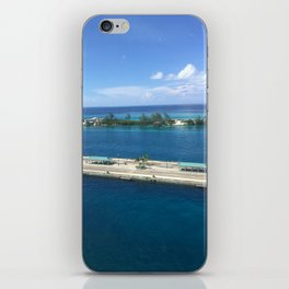 Grand Turk iPhone Skin