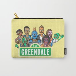 Sunny Days at Greendale Carry-All Pouch