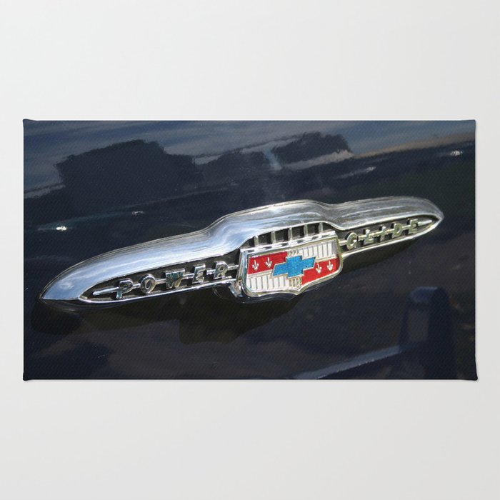CHEVY Power Glide Rug