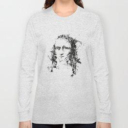 Modern Lisa Long Sleeve T-shirt