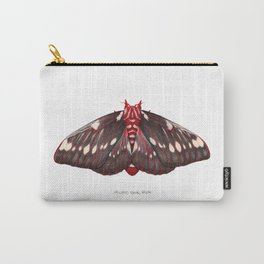 Splendid Royal Moth (Citheronia splendens) Carry-All Pouch