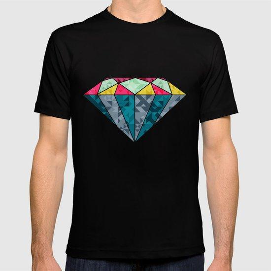 Diamond Geometric T-shirt