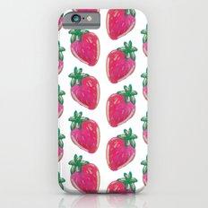 Strawberry Gold iPhone 6s Slim Case