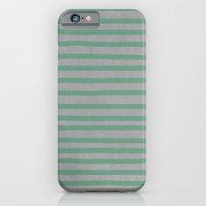Concrete & Stripes Slim Case iPhone 6s