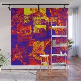 klein wong Wall Mural
