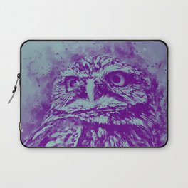 owl portrait 5 wspb Laptop Sleeve
