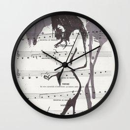Anja Wall Clock