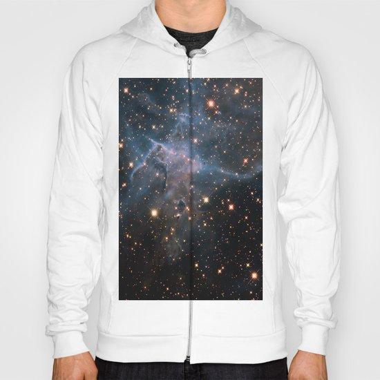 Mystic Mountain Nebula Hoody