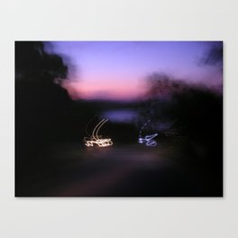 Signature Lights Canvas Print