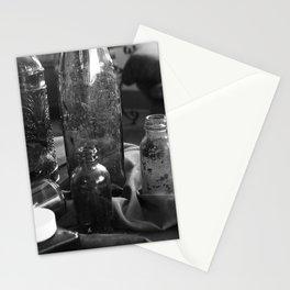 Glass Noir 2 Stationery Cards