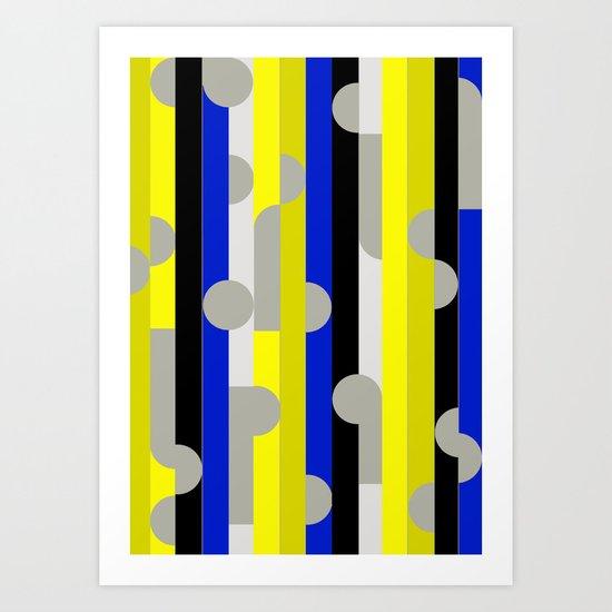 DecoBlue Art Print
