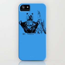 Happy To Bear It With You iPhone Case