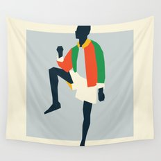 Fashion Dance 1 Wall Tapestry