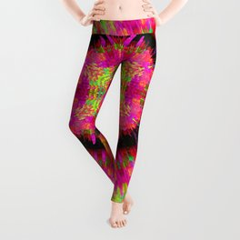 Through The Looking Glass 11 Leggings