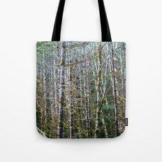 Trees: I // Oregon Tote Bag