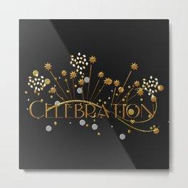 Celebration 2 Metal Print