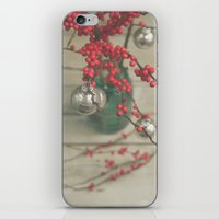 holiday iPhone & iPod Skins featuring Holiday by Olivia Joy StClaire