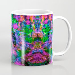 Ultraviolet Totem III Coffee Mug