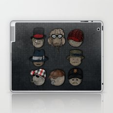 You like hats? I'm mad about hats! Laptop & iPad Skin