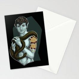 Snake 2 Stationery Cards