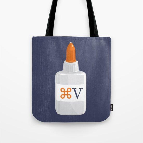 Command Paste Tote Bag