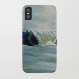 cloudbreak iPhone Case