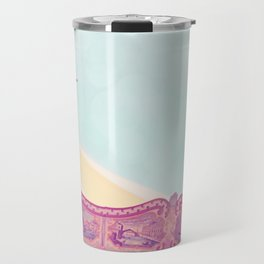 Carousel Dream Mint Travel Mug