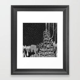 Botanical Doodle 2/3 Framed Art Print