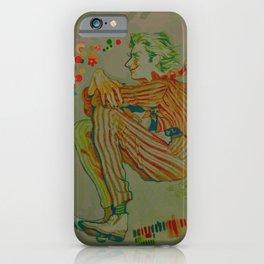 bats' homicidal girlfriend iPhone Case