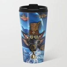 Steampunk Mechanics Travel Mug