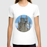 fairy tale T-shirts featuring Fairy Tale Castle by Design Windmill