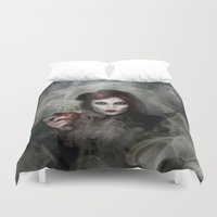 witch Duvet Covers featuring WITCH by CABINET