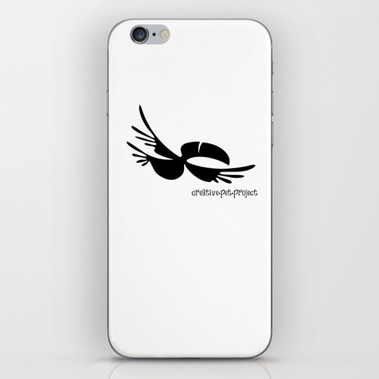 Toucan iPhone & iPod Skin