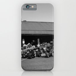 Ride Easy iPhone Case