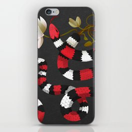 Ophidian 01 iPhone Skin