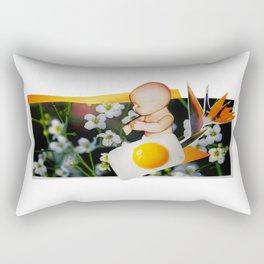 Baby Yog Rectangular Pillow