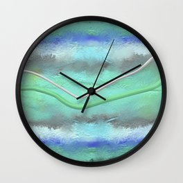 Cooling Trend Wall Clock