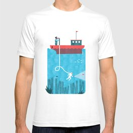 NAVIGATION MANUAL T-shirt