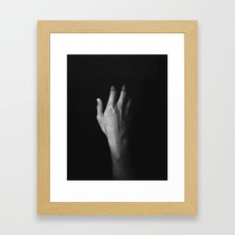 give Framed Art Print