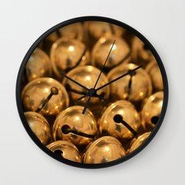 Bells Wall Clock