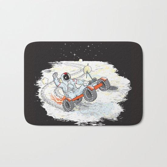 Space Dementia Bath Mat