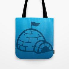 Igloo Tote Bag
