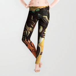GREAT ANCIENT YOG-SOTHOTH Leggings