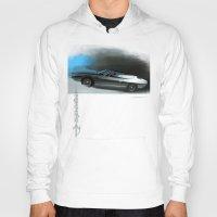 lamborghini Hoodies featuring Lamborghini Espada by Vadim Artemyev