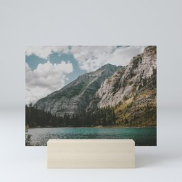 Rocky Mountains Mini Art Print
